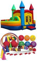 Bounce Castle Packages