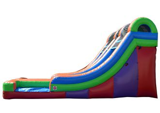 Wild Splash Water Slide