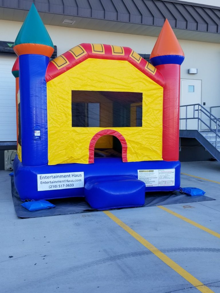 Royal Bouncy Castle Actual